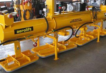 Vacuüm heftoestel van Aerolift voor het handlen van betonelementen