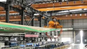 Vacuüm heftoestel Aerolift windenergie industrie