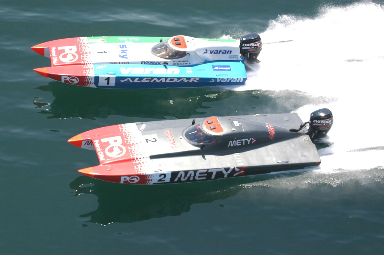 AeroMarine Research Clients Peformance Powerboat
