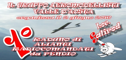 1° raduno alianti radiocomandati Salirod
