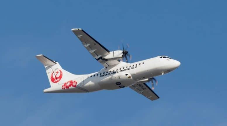 japan-air-commuter-premier-vol