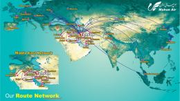 Mahan-Air-Barcelone-Teheran