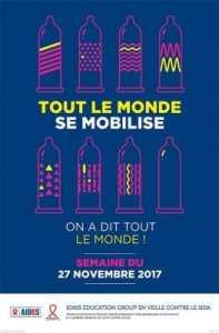 L'IPSA et le Groupe IONIS en veille contre le sida @ IPSA Paris | Ivry-sur-Seine | Île-de-France | France