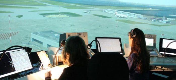 Contrôleur aérien