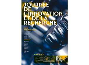 Journée de l'innovation et de la recherche 2018 @ IPSA Paris | Ivry-sur-Seine | Île-de-France | France