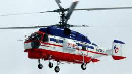 Russian Helicopters to Export 7 Ка-32А11BCs in 2018