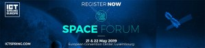 Space Forum 21, 22 May 2019 - Luxembourg @ Luxembourg