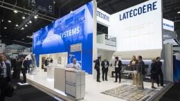 Le LiFi et ses usages en vedette sur le salon du Bourget grâce à Air France, Latécoère et Ubisoft