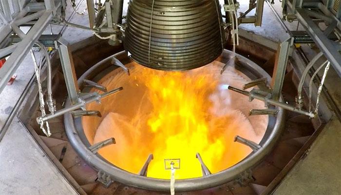 Moteur Vulcain d'Ariane 6 : réussite des essais de qualification