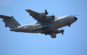 Lectures : A400M Military Transport Aircraft Programme @ Ecomat Center