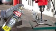 Nouveauté ITWPC : aérosol fluide de coupe pour opérations d'usinage