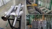 ELECROPOLI livre ses premières pièces traitées Zinc Nickel à Safran LS