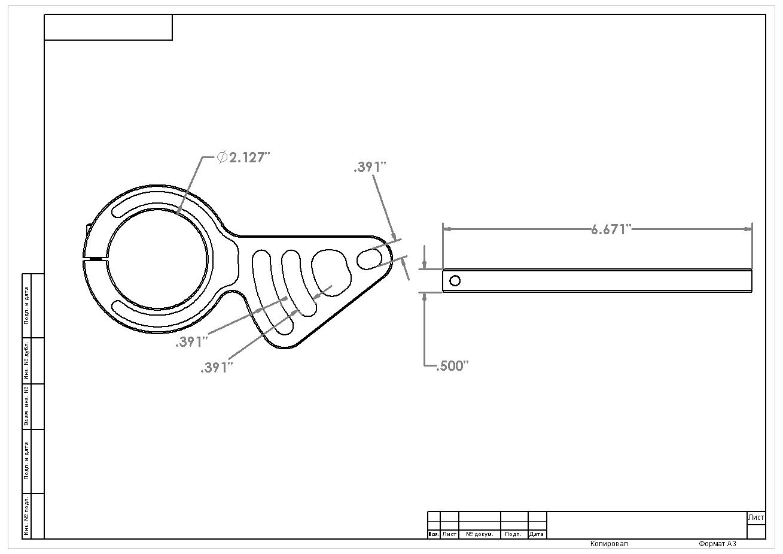 Mounting Bracket 6 Series Belt Pump Aeromotive Inc