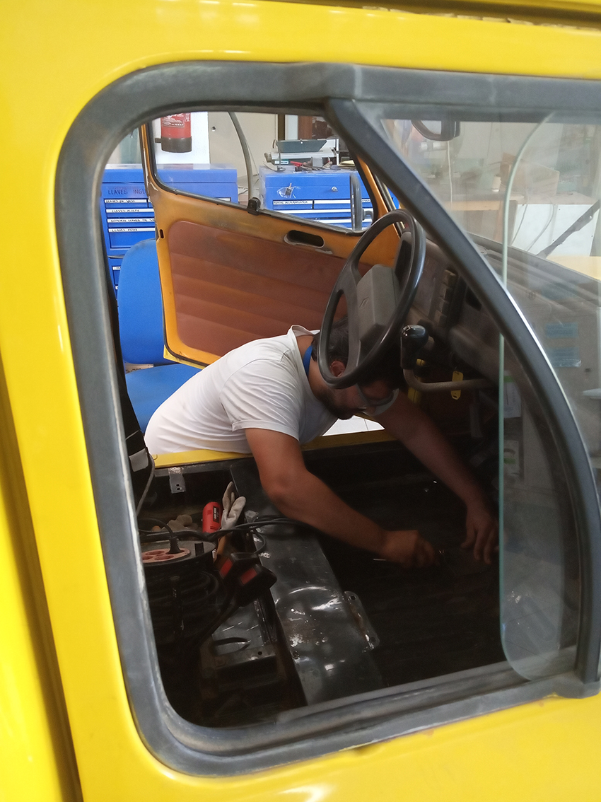 Renault 4 mejoras octubre 2020