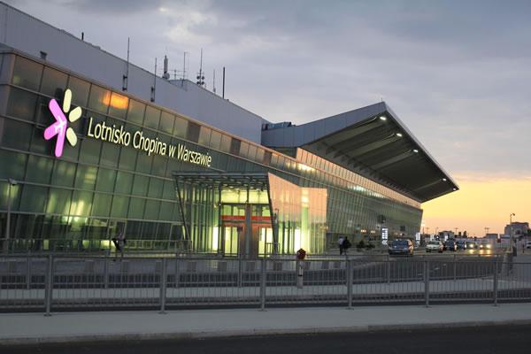 Aeropuerto de Varsovia (Polonia) - Aeropuertoinfo.com