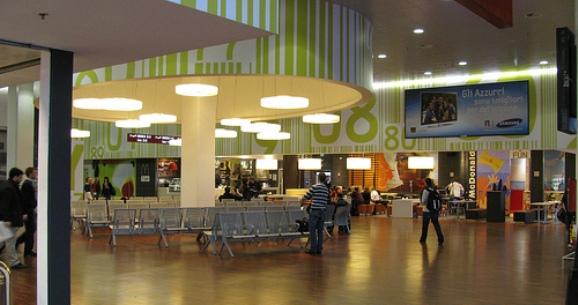 Aeropuerto de Bérgamo-Orio al Serio (BGY) - Aeropuertos.Net
