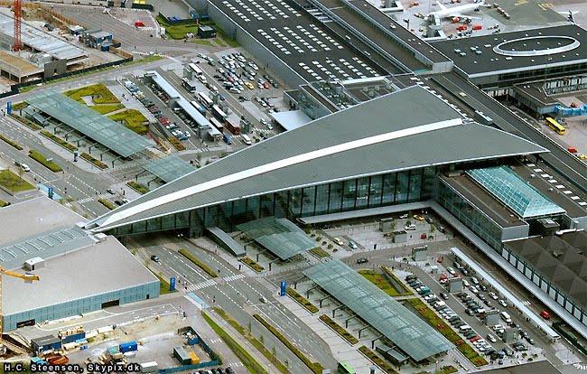 Aeropuerto de Copenhague-Kastrup (CPH) - Aeropuertos.Net