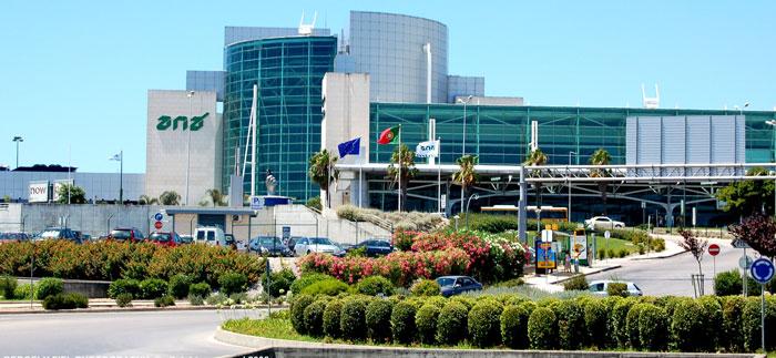 Aeropuerto de Lisboa Portela (LIS) - Aeropuertos.Net