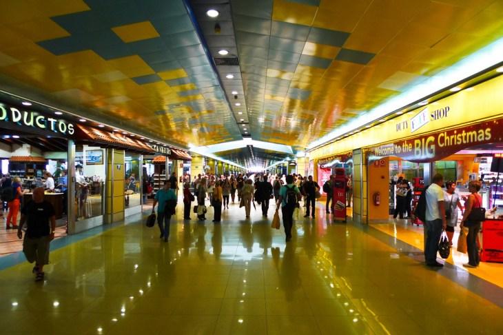 Aeropuerto de Gran Canaria (LPA) - Aeropuertos.Net