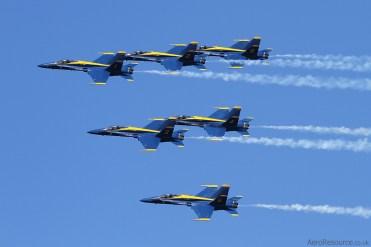 © Jason Grant - United States Navy • Blue Angles Display Team • NAS North Island