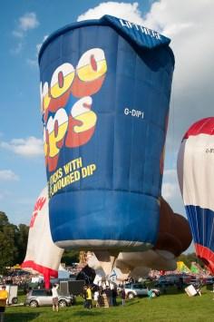 © Michael Buckle • Bristol International Balloon Fiesta
