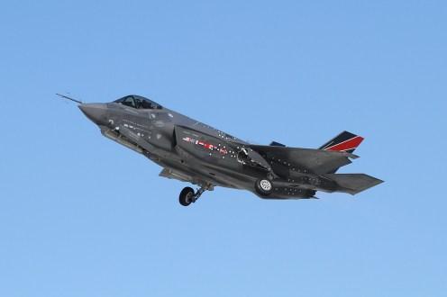 © Mark Forest • Lockheed Martin F-35A • Fort Worth