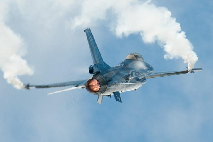 © Michael Buckle - SABCA F-16AM Fighting Falcon • Belgian Air Force • Royal International Air Tattoo 2011