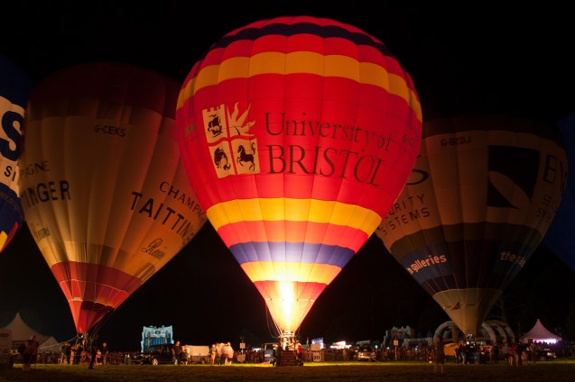 © Michael Buckle • Bristol International Balloon Fiesta