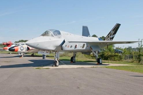 © Jason Grant • Lockheed Martin X-35C • NAS Pax River