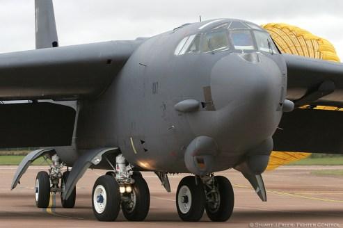 © Stuart - Boeing B-52H Stratofortress • United States Air Force • Royal International Air Tattoo 2007