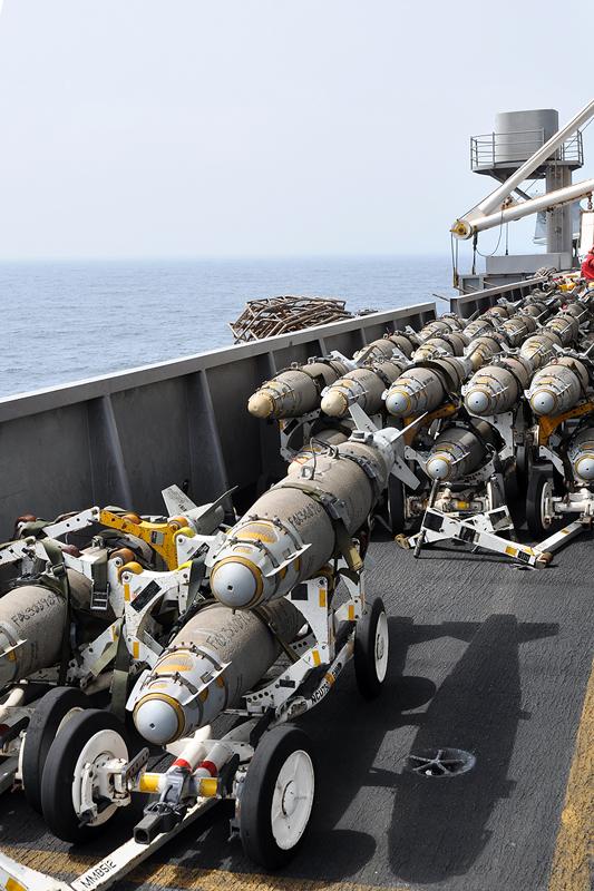© Duncan Monk - United States Navy • USS Ronald Reagan CVW-14