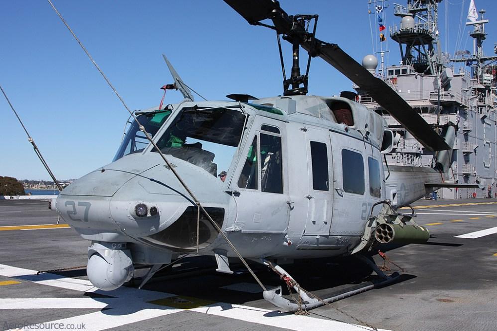 © Jason Grant - Bell UH-1N Twin Huey • NAS North Island