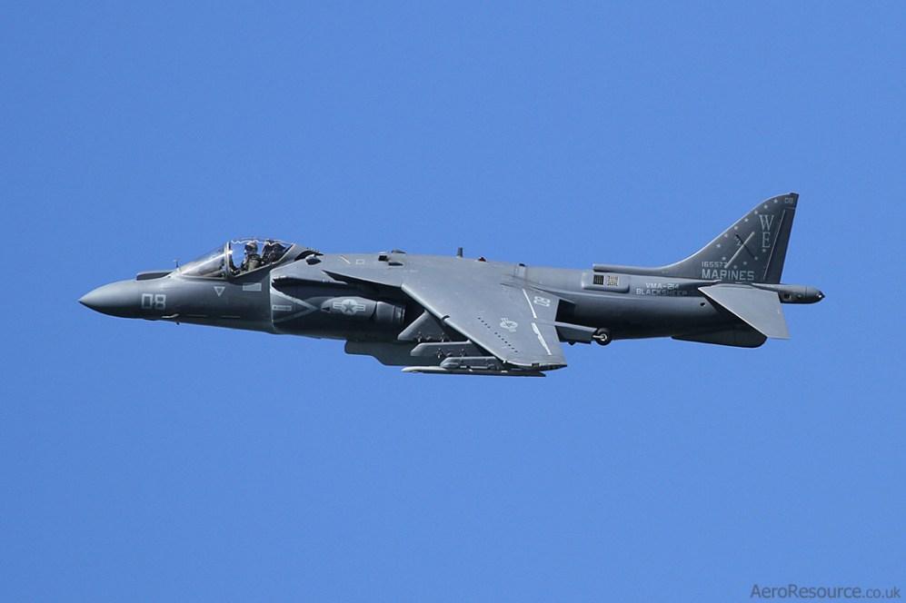 © Jason Grant - United States Marine Corps • McDonnell Douglas AV-8B Harrier • NAS North Island