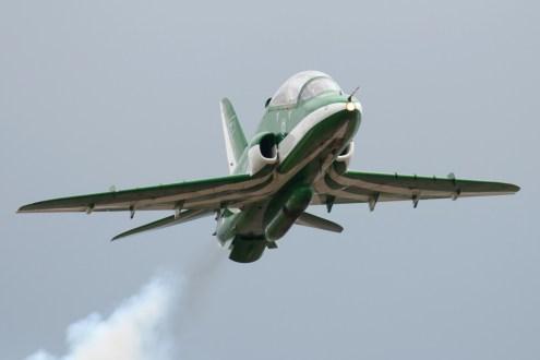 © Michael Buckle - BAe Hawk 65 • Royal Saudi Air Force • Royal International Air Tattoo 2011
