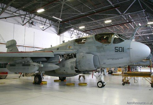 © Mark Forest - United States Navy • Grumman EA-6 Intruder • Joint Base Andrews Naval Air Facility, MD