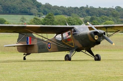 © Steve Smith - Half Penny At War • Halfpenny Green Airport, UK