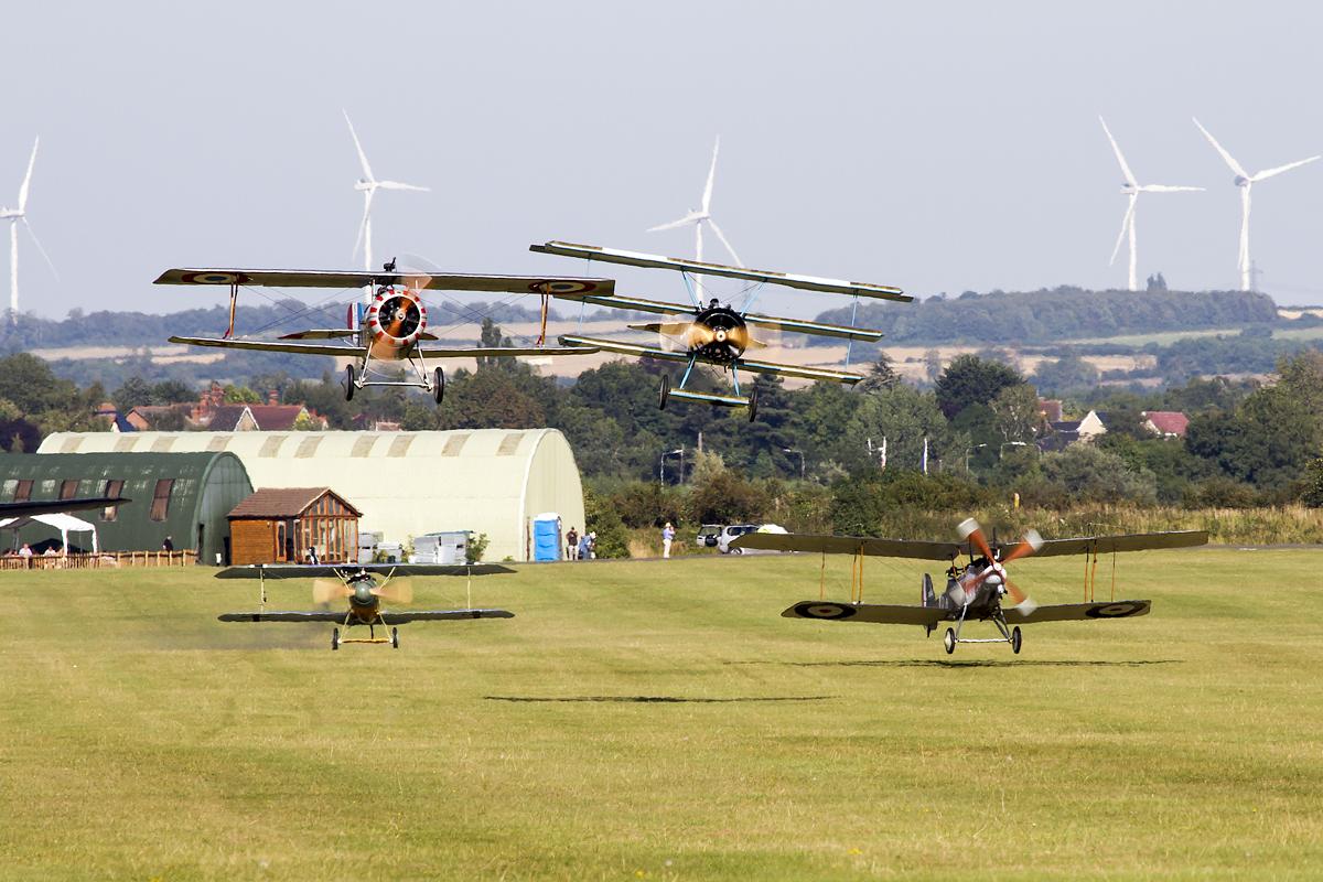 © Adam Duffield • Duxford Air Show 2012 • Duxford Airfield, UK