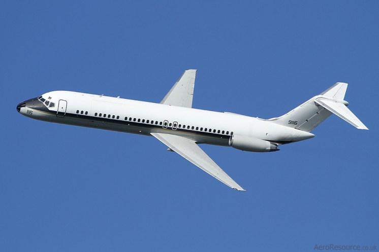 © Jason Grant - United States Navy • McDonnell Douglas C-9B Skytrain II • NAS North Island