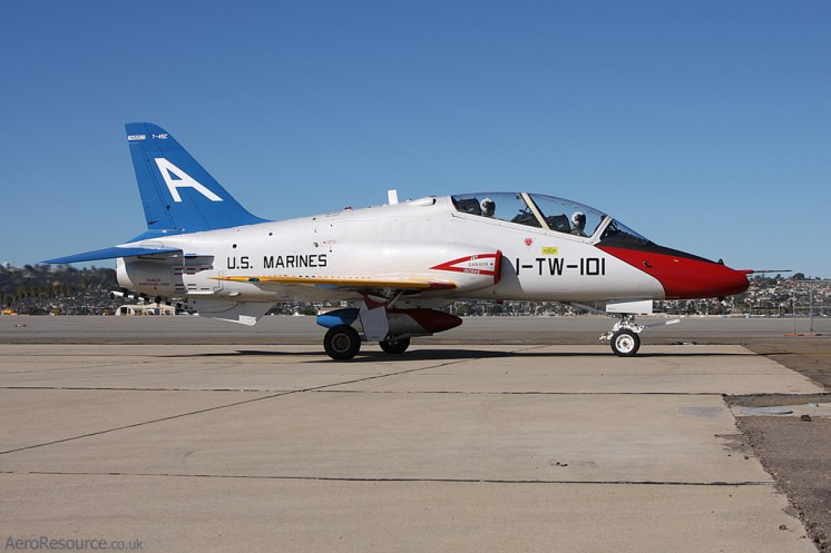 © Jason Grant - United States Marine Corps • McDonnell Douglas T-45 Goshawk • NAS North Island