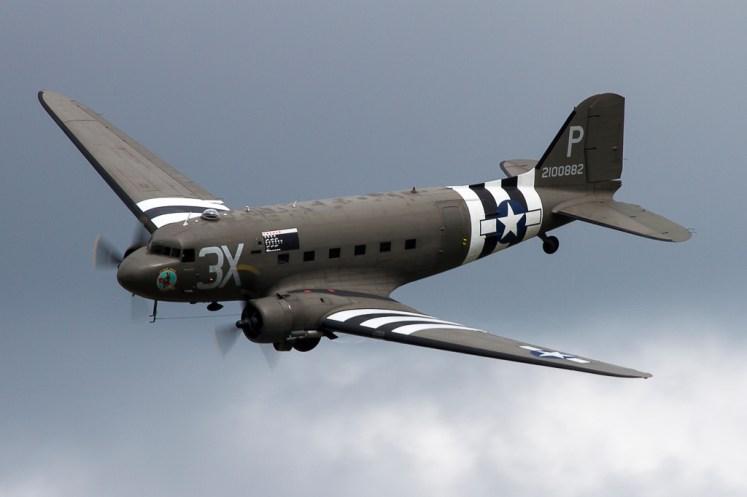 © Adam Duffield - Douglas DC-3 Dakota • Dakota Heritage • Abingdon
