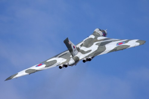 © Ben Montgomery - Avro Vulcan B.2 • VTST • Royal International Air Tattoo 2011
