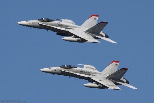 © Paul Newbold - United States Marine Corps • McDonnell Douglas F/A-18 • NAS North Island