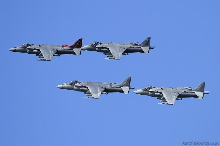 © Jason Grant - United States Marine Corps • McDonnell Douglas AV-8B Harrier II • NAS North Island