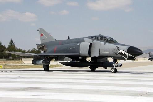 © Mark Kwiatkowski • TuAF F-4E 73-1036 • Anatolian Eagle 2014