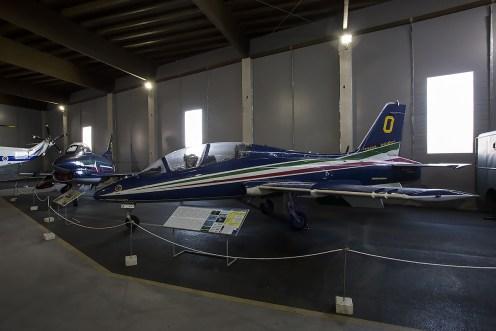 © Adam Duffield • Aermacchi MB339 • Italian Air Force Museum