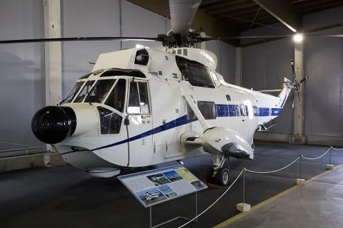 © Adam Duffield • Agusta SH-3D MM80973 • Italian Air Force Museum