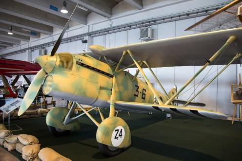 © Adam Duffield • Hispano C1-328 HA-132 • Italian Air Force Museum