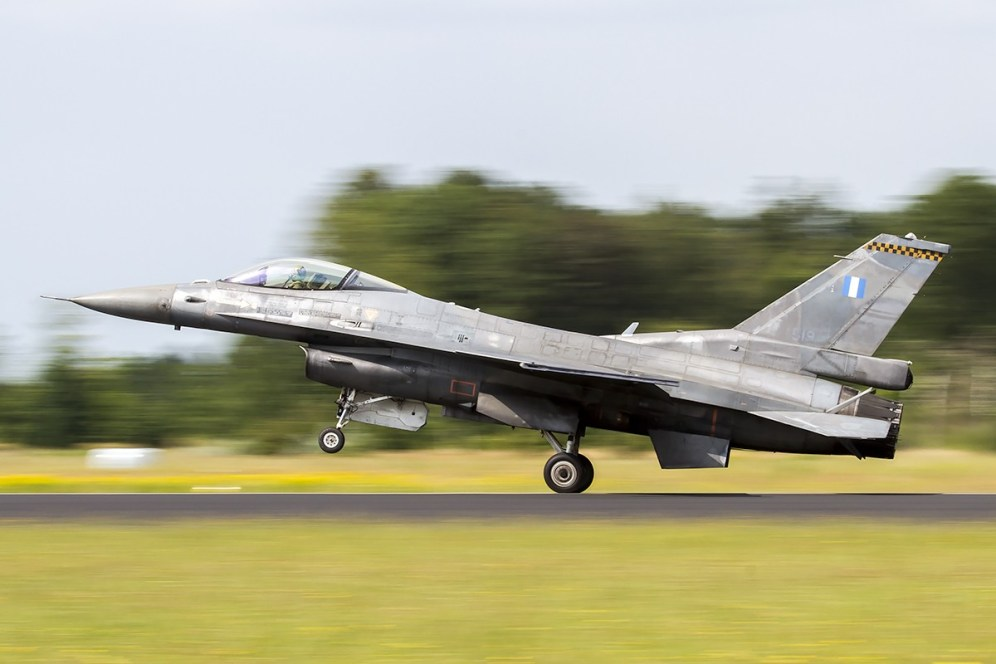 © Adam Duffield • HAF F-16C 519 • Luchtmachtdagen 2014
