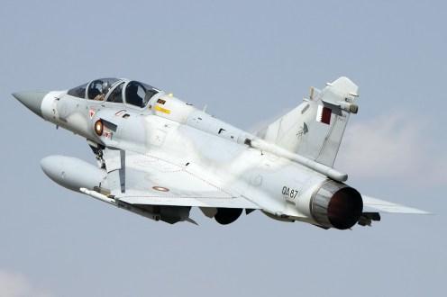 © Mark Kwiatkowski • Mirage 2000-5 QA87 • Anatolian Eagle 2014