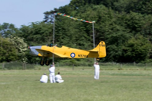 © Adam Duffield • Miles Magister • Shuttleworth LAA Party in the Park